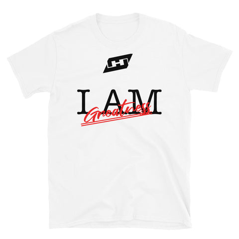Greatness Short-Sleeve Unisex T-Shirt