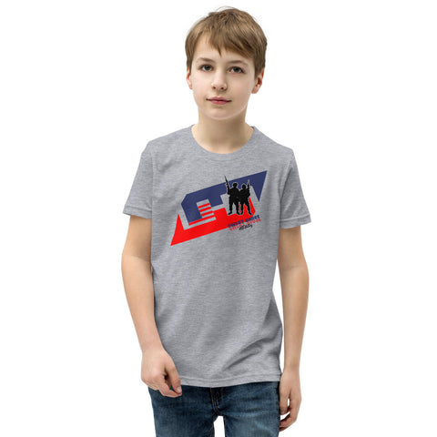 USA logo Youth Short Sleeve T-Shirt