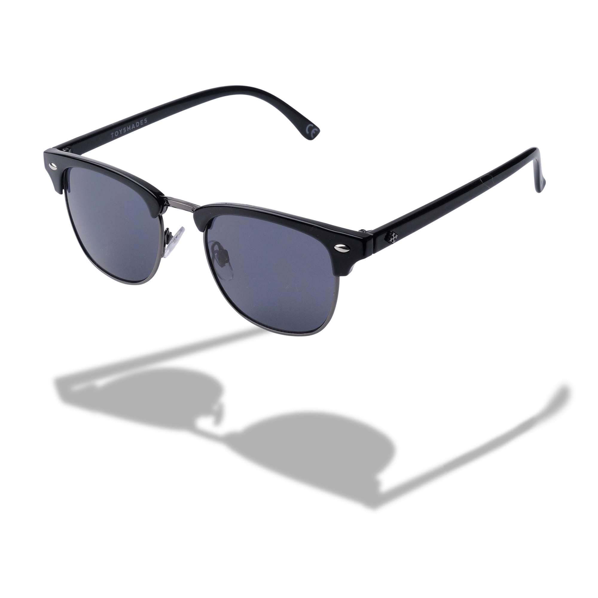 Butler (Rx) - Black & Grey Lens