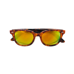 Corbs - Tortoise frame with Midnight Amber PENTOPTIC®️ Lens