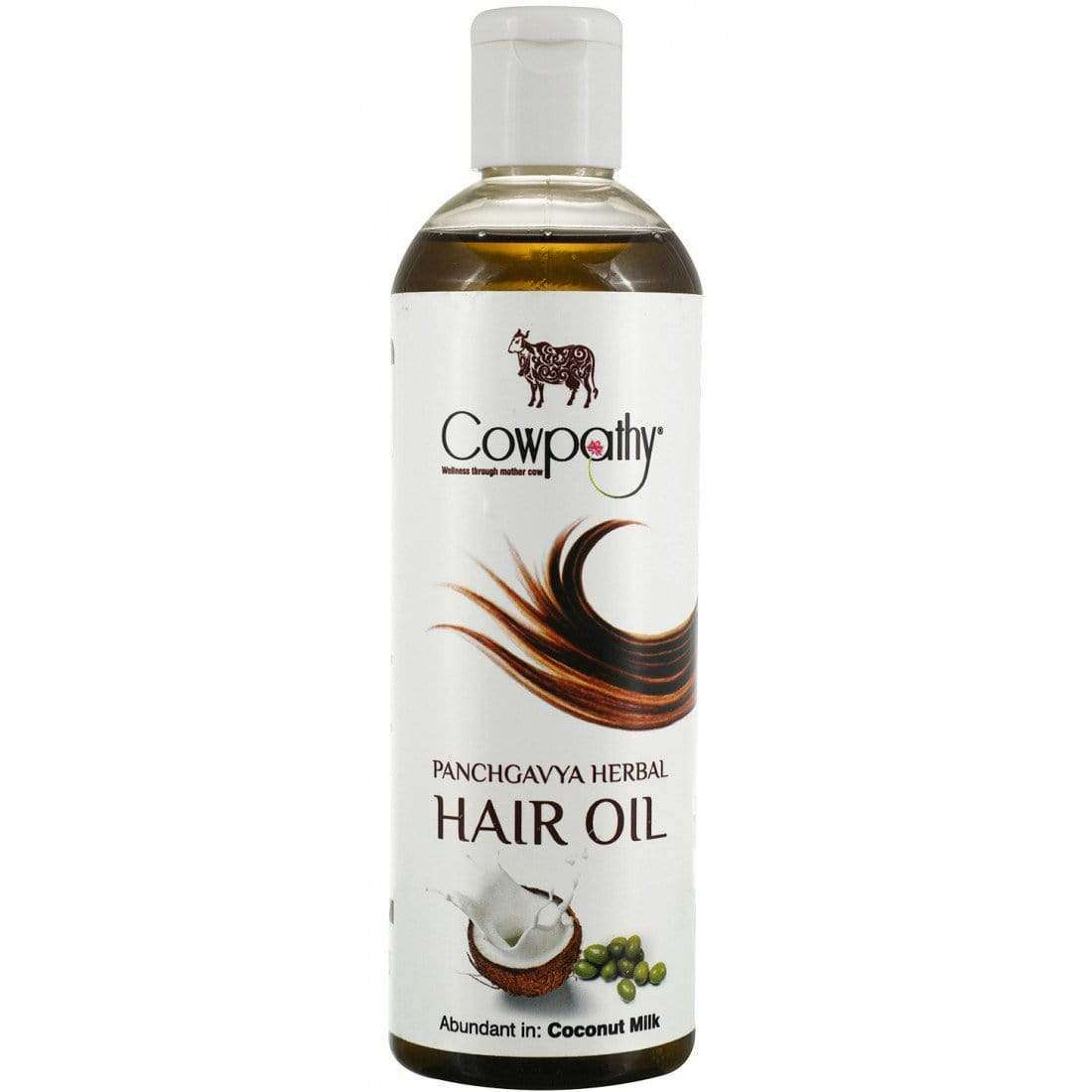 100ml Cowpathy - Panchagavya Herbal Hair Oil