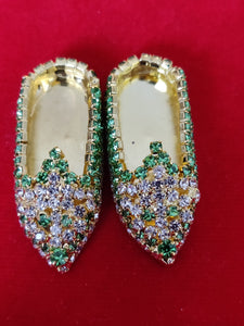 Diamond Shoes/Slippers for Deity's