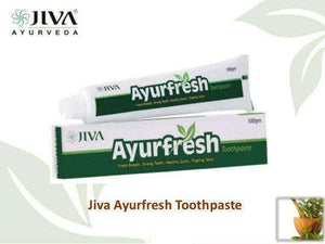 Ayurfresh Herbal Toothpaste 100g