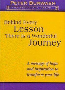 Behind every lesson there is a wonderful journey
