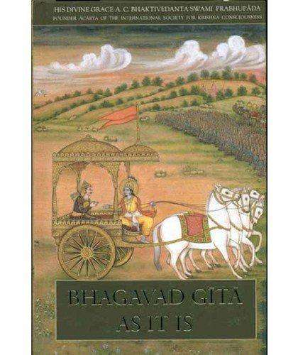 Bhagavad Gita As It Is (Deluxe Edition)