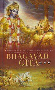 Bhagavad-gita As It Is Hardbound
