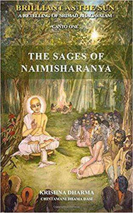 Brilliant As The Sun 1: The Sages Of Naimisharanya