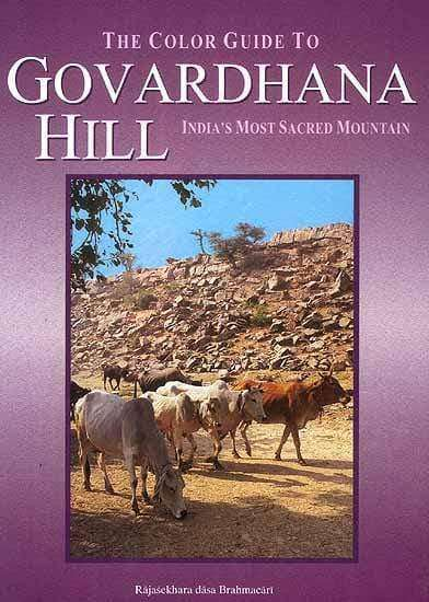 Color Guide To Govardhana Hill
