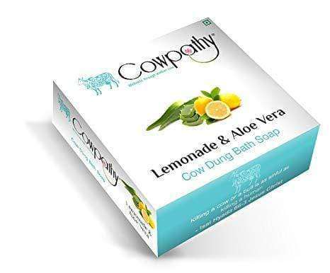Cowpathy - Lemonade and Aloe Vera 75g
