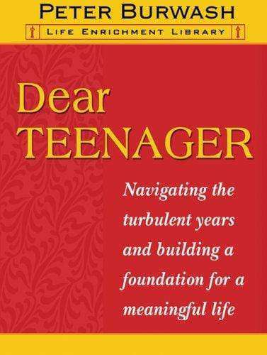 Dear Teenager