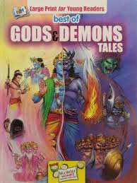 Best of gods and demons tales
