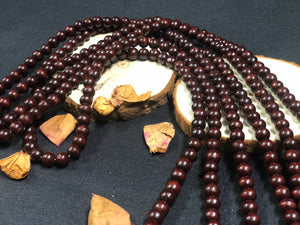 Rosewood Beads