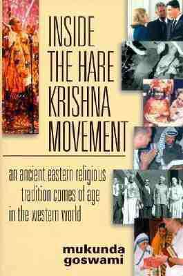 Inside The Hare Krsna Movement