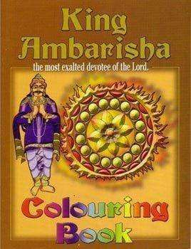 King Ambarisha Colouring Book
