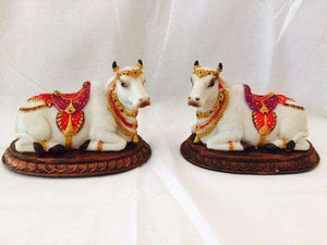"Kneeling Cows (2pcs) - 4.5"" Murtis"