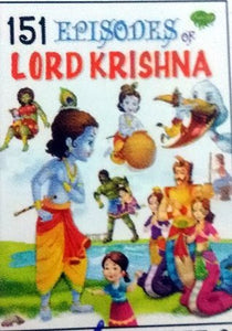 151 Episodes of Lord Krishna