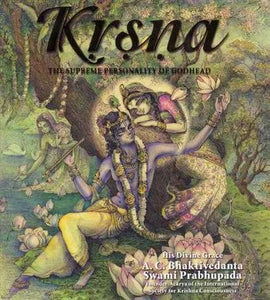 Krsna Book: The Deluxe Edition - Sacred Boutique