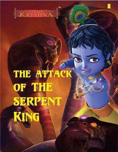 LITTLE KRISHNA: THE ATTACK OF THE SERPENT KING