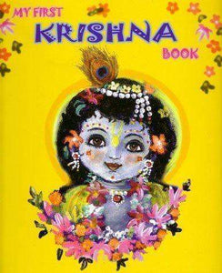My First Krishna Book