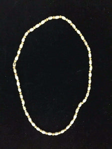 Neck x 1 - Tulsi – Oval with Round [One Bead]