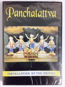 Panchattattva - Installation of the Deties