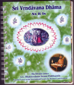 Sri Vrndavana Dhama: As It Is