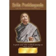 Srila Prabhupada: A Great Soul Who Walked Among Us (Small)
