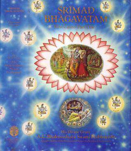 Srimad Bhagavatam - First Canto Part One [Chapters 1-7] - Sacred Boutique