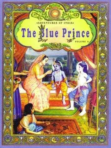 The Blue Prince 4 (Volume Four)
