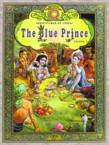 The Blue Prince (Volume 3)