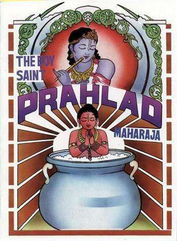 The Boy Saint Prahlad Maharaja Colouring Book