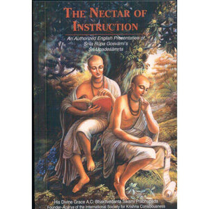 The Nectar of Instruction - Sacred Boutique