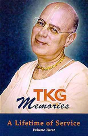 TKG Memories (Volume 3): A Lifetime Of Service
