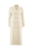 Busnel - Capri Coat - Off White