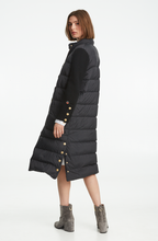 Busnel - Celia Down Coat - Black - AW18