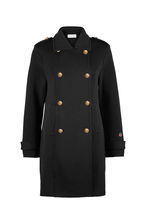 Busnel- Marina Coat- Black