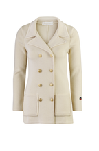 Busnel- Victoria Jacket- Off-white