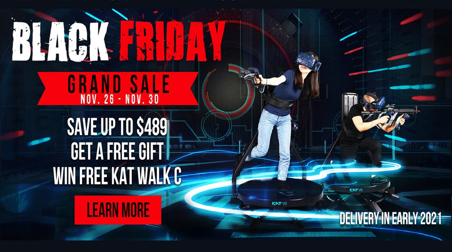 KAT WALK C UP TO $449 OFF ON  BLACK FRIDAY