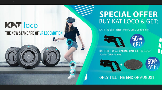 AUGUST Promotion - Special Deals for KAT loco!