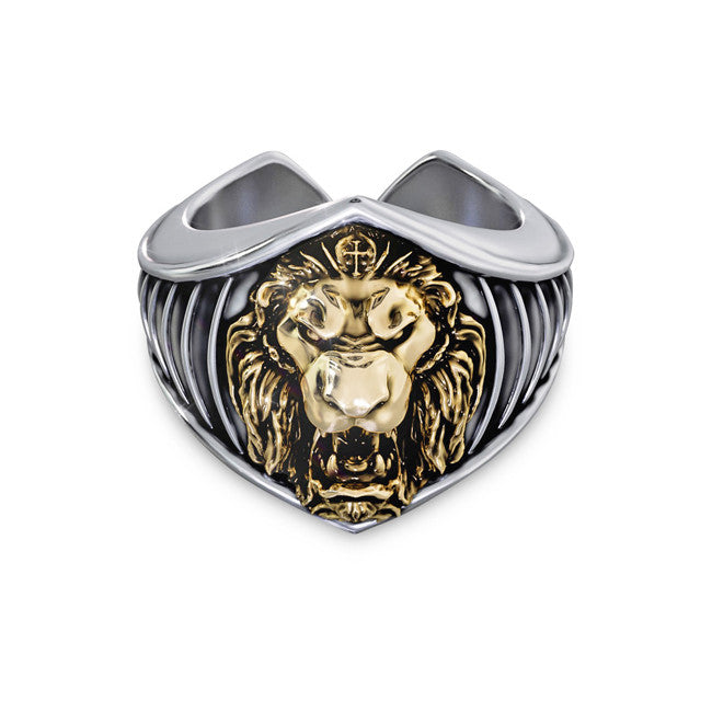 Battle Cry 14 karat Gold