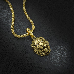 LEO - Yellow Gold