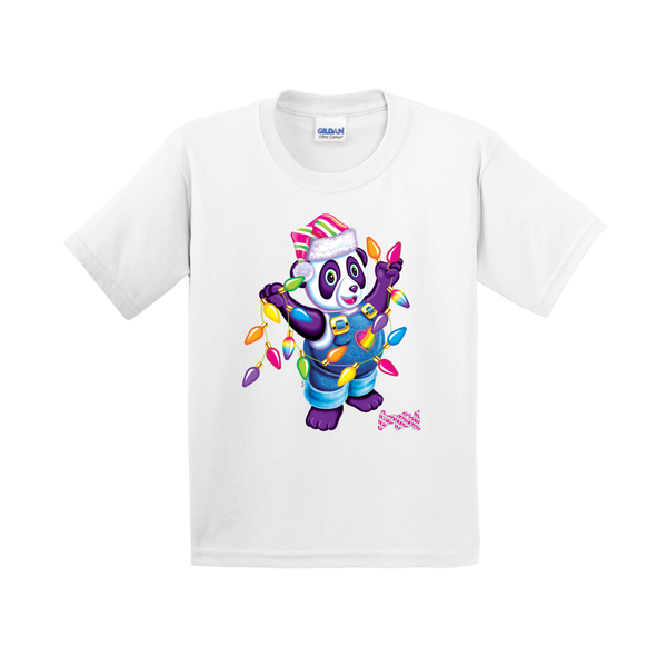 HOLIDAY PANDA PAINTER™ YOUTH TEE