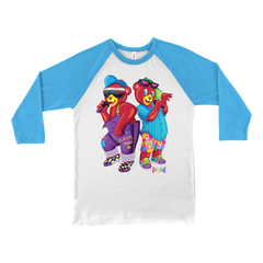 HIP-HOP BEARS™ BASEBALL TEE
