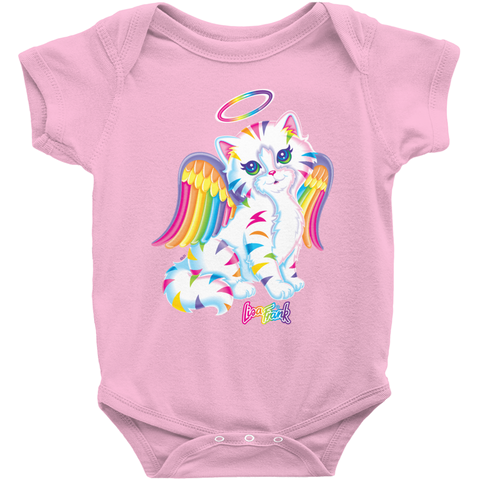 ANGEL KITTY™ BABY ONESIE