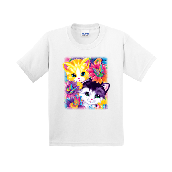 SUNFLOWER KITTENS™ YOUTH TEE