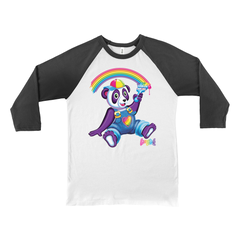PANDA PAINTER™ BASEBALL TEE