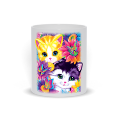 SUNFLOWER KITTENS™ MUG