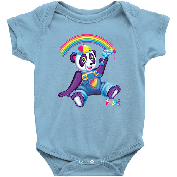 PANDA PAINTER™ BABY ONESIE