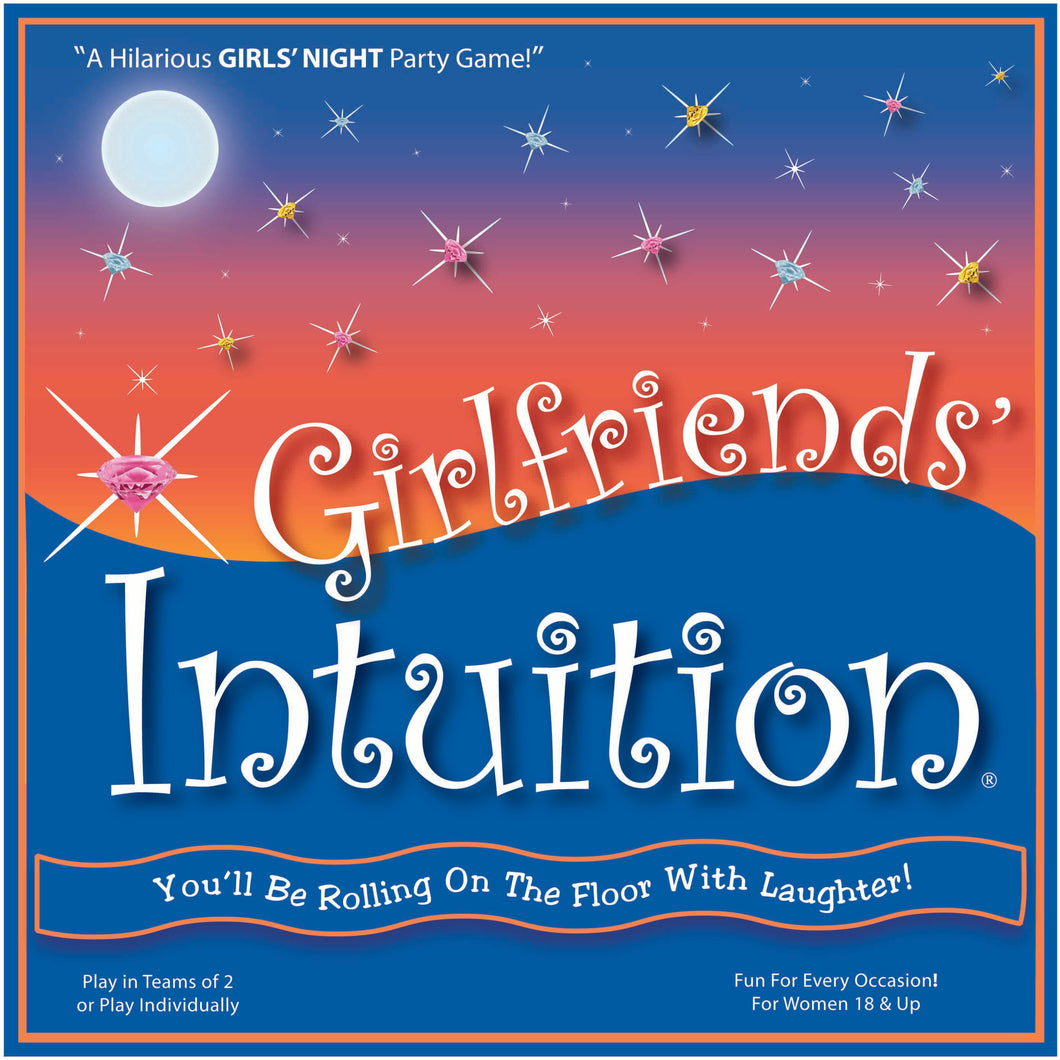 Girlfriends' Intuition Game - Deluxe Edition - Special Sale PLUS you can get an additional 25% OFF!