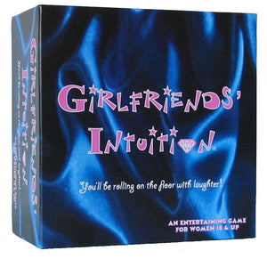 "Girlfriends' Intuition Game ""The Perfect Party Game For Women"" - Travel Edition - HUGE SALE! Buy NOW!"